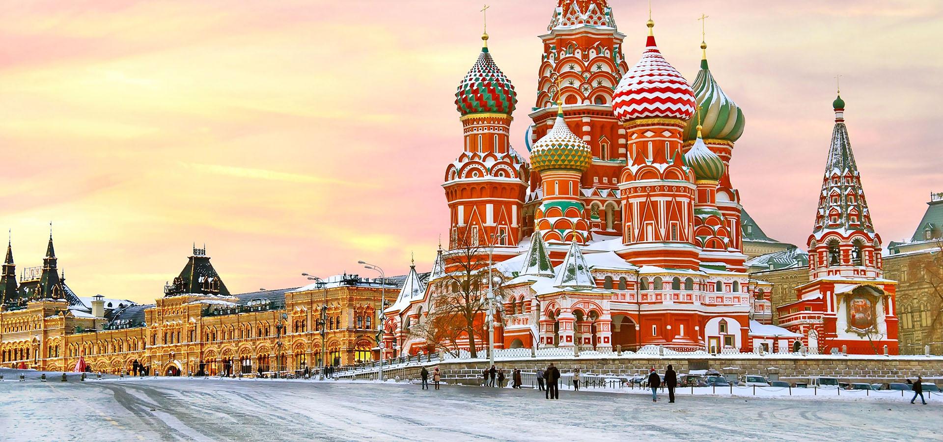 Тур на выходные в Москву без теста и карантина