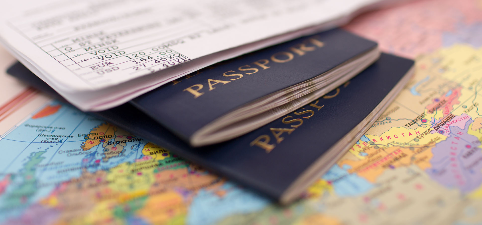 Проверьте ваш паспорт