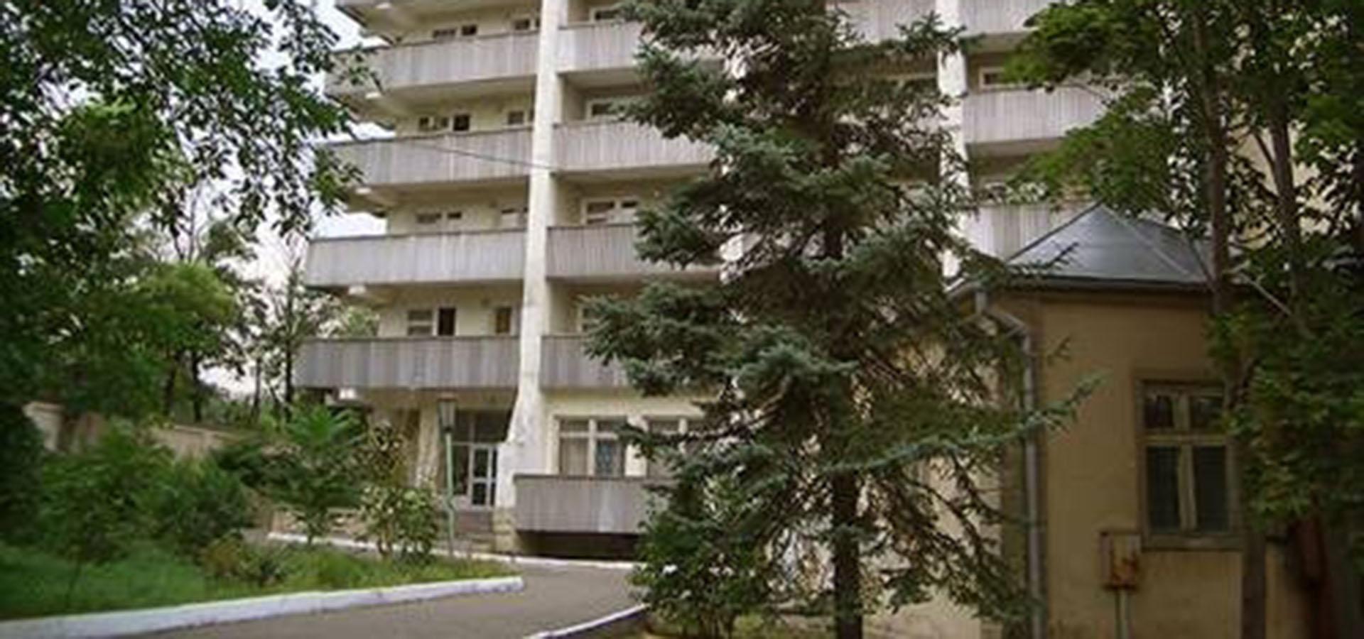Гостиница Молдова, Одесса