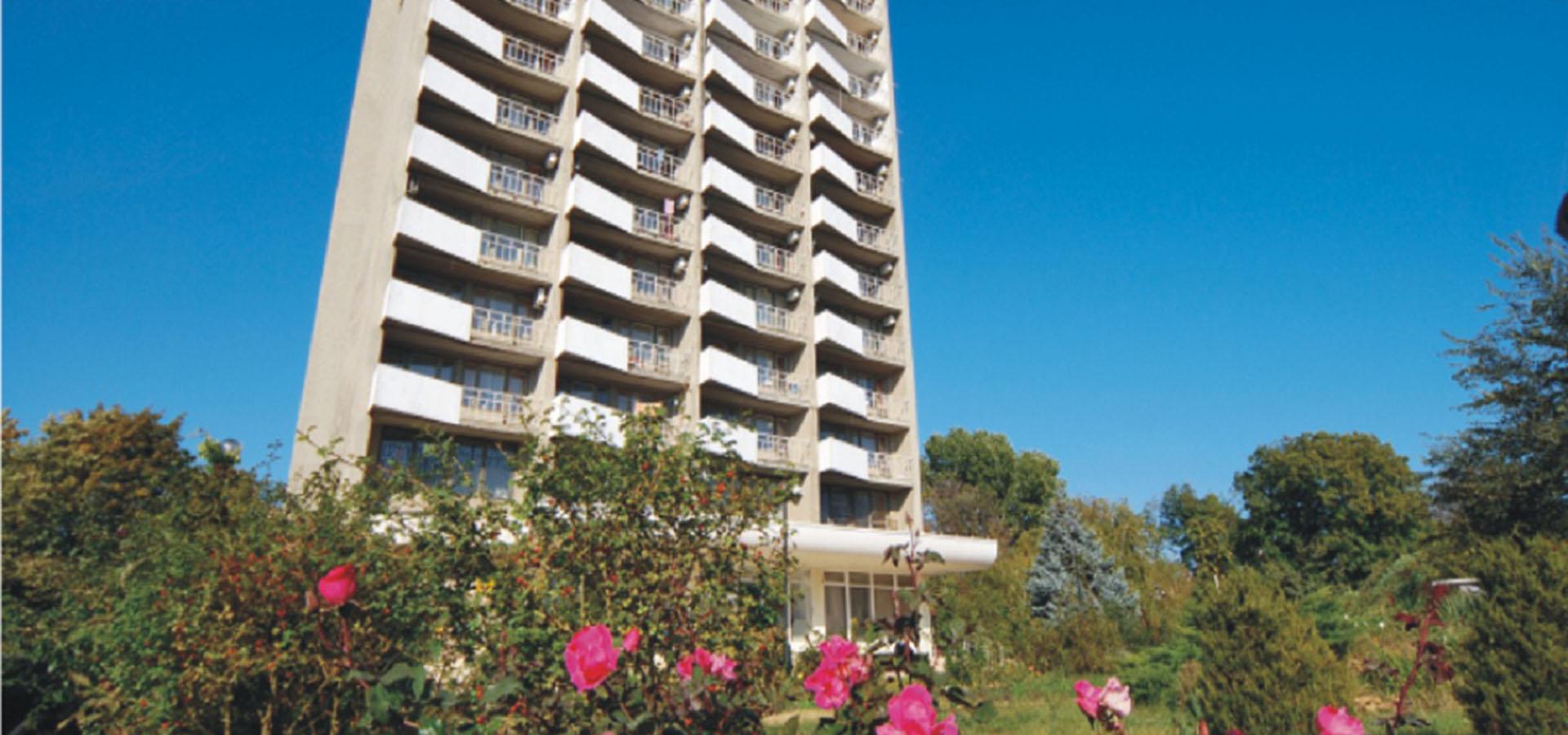 Отель Мирный курорт, Одесса